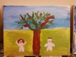 Adam en Eva - Marga